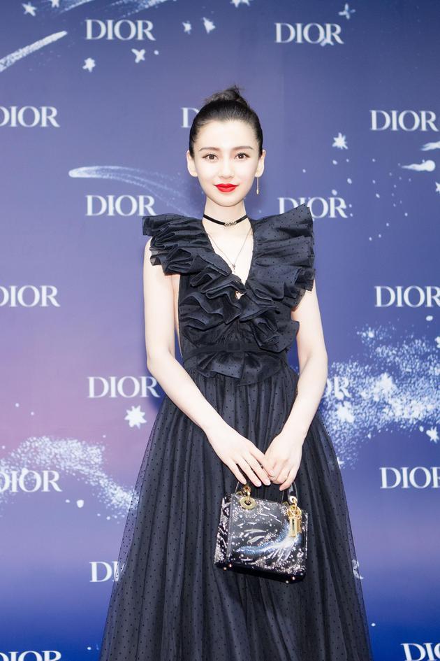Dior蓝,今夏最时髦的流行色,迷倒baby黄轩赵丽颖 服饰潮流 图1