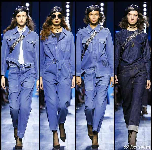 Dior蓝,今夏最时髦的流行色,迷倒baby黄轩赵丽颖 服饰潮流 图19