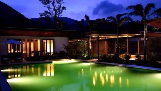 7大时髦的酒店泳池 刷爆你的社交圈 生活方式 图23