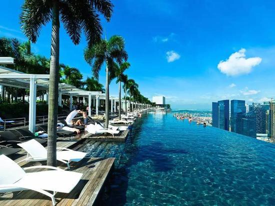 7大时髦的酒店泳池 刷爆你的社交圈 生活方式 图17