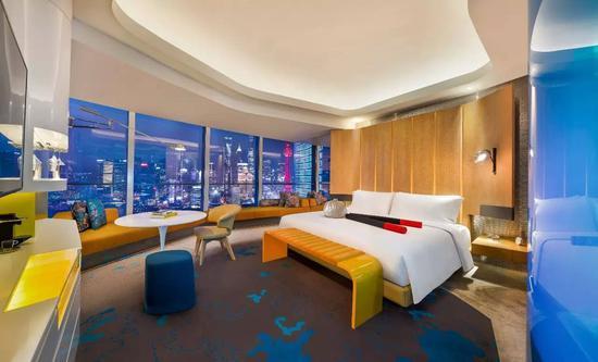 7大时髦的酒店泳池 刷爆你的社交圈 生活方式 图25