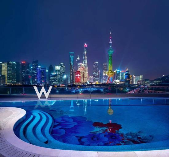 7大时髦的酒店泳池 刷爆你的社交圈 生活方式 图26