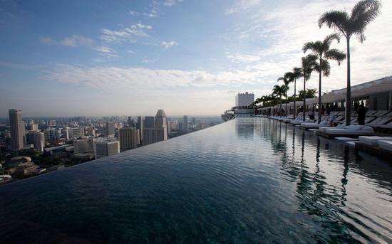7大时髦的酒店泳池 刷爆你的社交圈 生活方式 图18