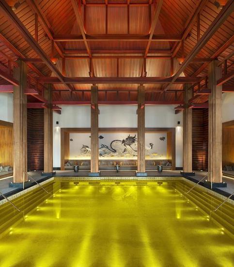 7大时髦的酒店泳池 刷爆你的社交圈 生活方式 图21