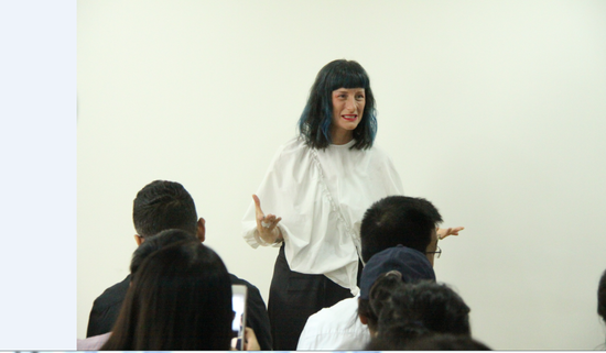 BACA时尚设计课程导师Binia