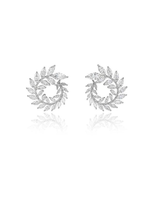 Chopard萧邦高级珠宝系列耳环