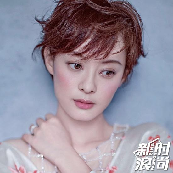 不同眉形的化妆技巧揭秘 赵丽颖杨紫都是这么变美的 美容护肤 图20