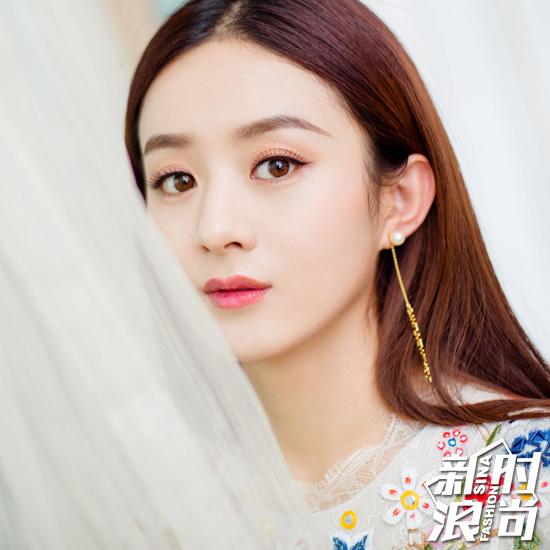 不同眉形的化妆技巧揭秘 赵丽颖杨紫都是这么变美的 美容护肤 图17