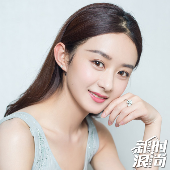 不同眉形的化妆技巧揭秘 赵丽颖杨紫都是这么变美的 美容护肤 图8