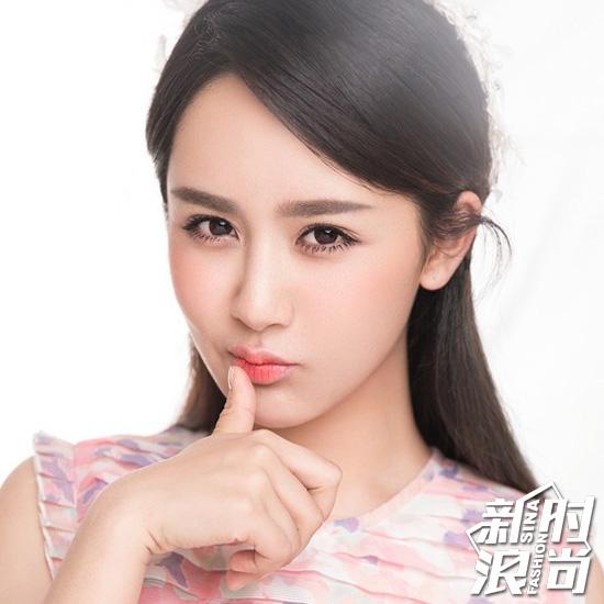 不同眉形的化妆技巧揭秘 赵丽颖杨紫都是这么变美的 美容护肤 图9
