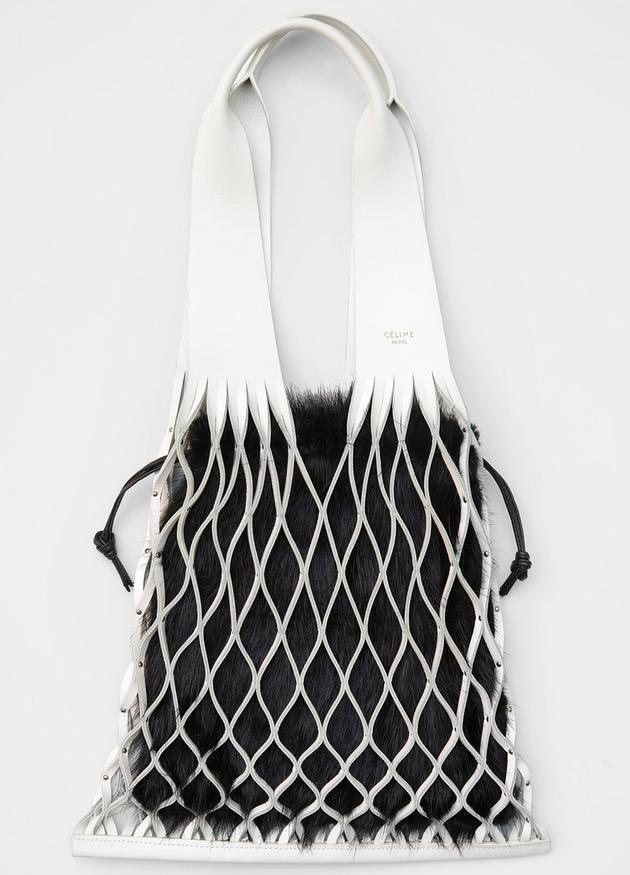 Celine新款包袋 官网售价:28500元