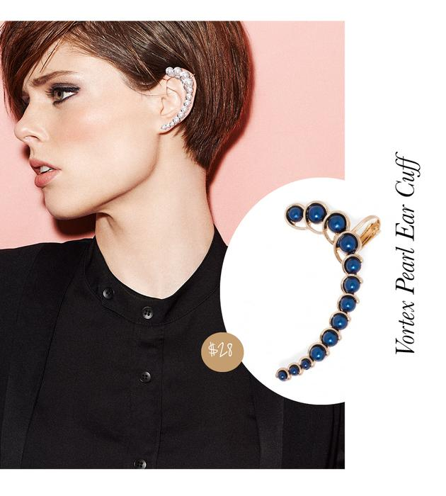 Baublebar与Coco-Rocha合作推出的珠宝系列