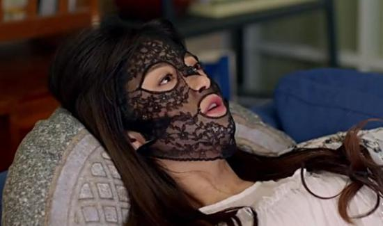 敷完面膜到底还要不要洗脸 高颜值女星给你支招 美容护肤 图4