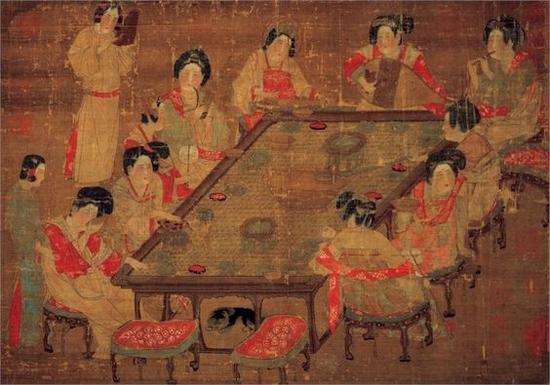 图片来源自Chinese Tang Dynasty/us.yhs4.search.yahoo.com