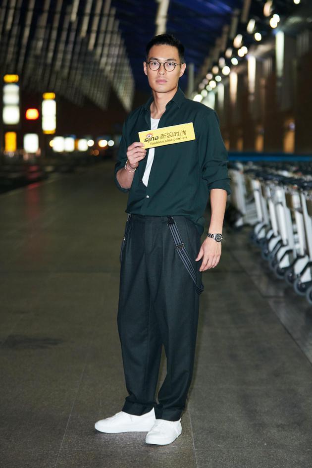 2018春夏男装周圆满落幕 巴黎男星看秀成绩大公开 男士时尚 图28