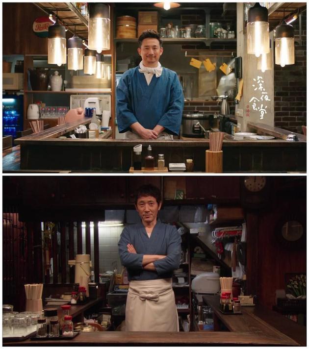 中国版《深夜食堂》VS日版《深夜食堂》