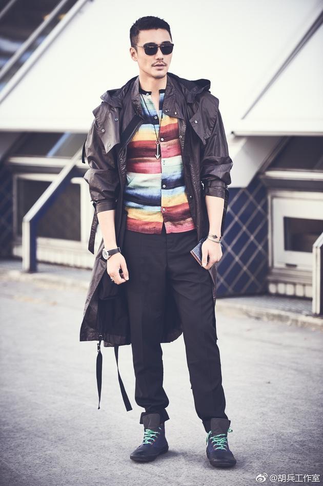 2018春夏男装周圆满落幕 巴黎男星看秀成绩大公开 男士时尚 图29