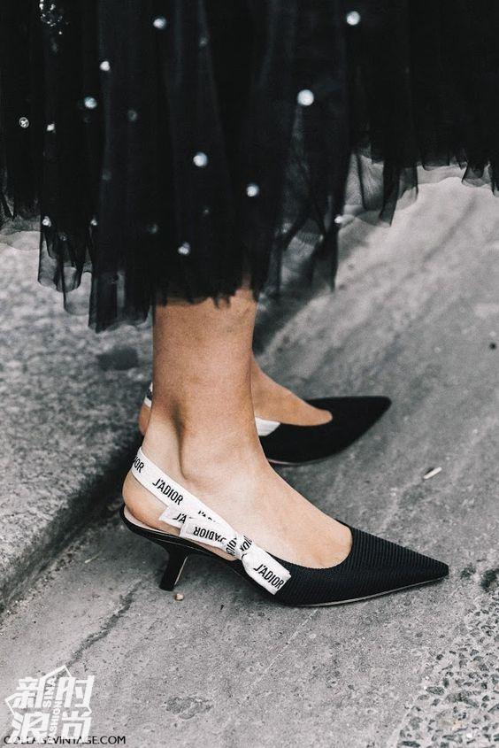 J'adior高跟鞋