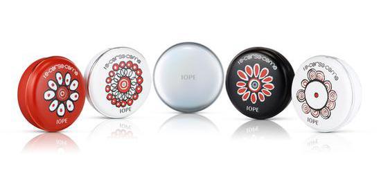 新锐出击!IOPE X 10 Corso Como推出联名限量版气垫彩壳