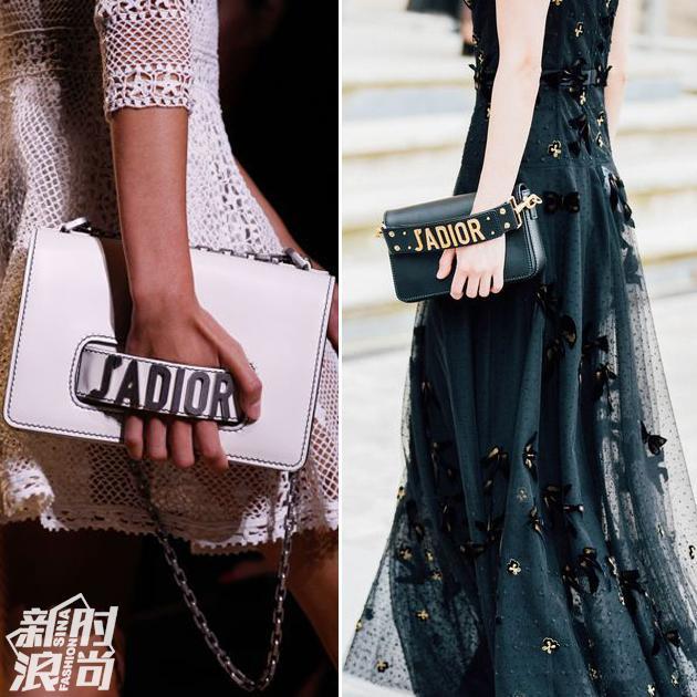 可手拿的Dior包包