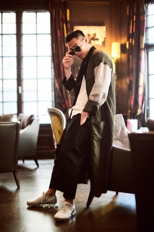 2018春夏男装周圆满落幕 巴黎男星看秀成绩大公开 男士时尚 图24