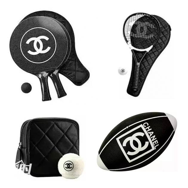 Chanel的运动单品