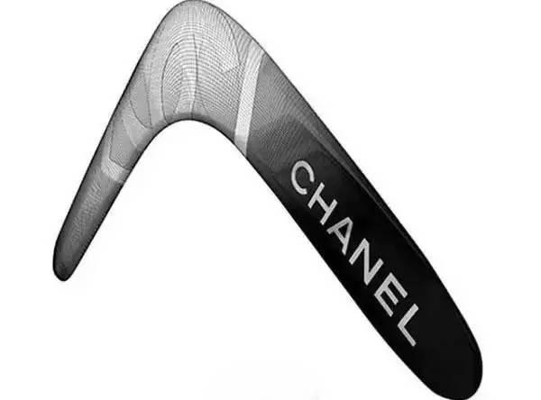 Chanel的回旋镖