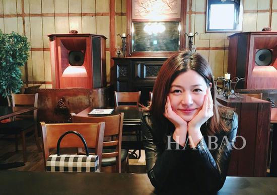 陈妍希素颜