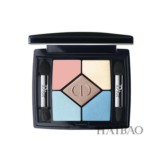迪奧 (Dior)五色眼影#366