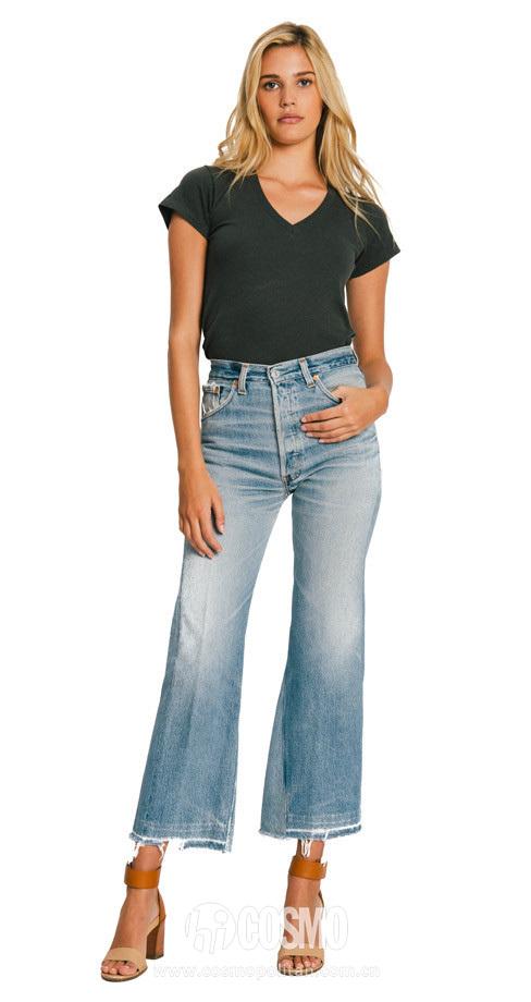 RE:DONE牛仔裤(参考价:170美元)
