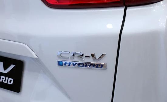 东风本田CR-V锐·混动