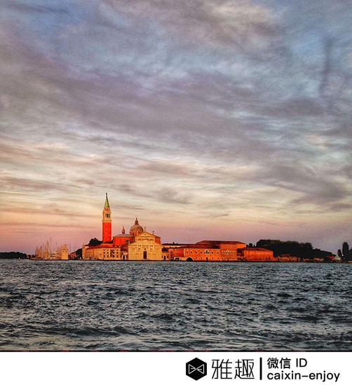 随手一拍就是大片感的傍晚威尼斯
