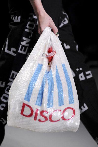 Disco亮片包