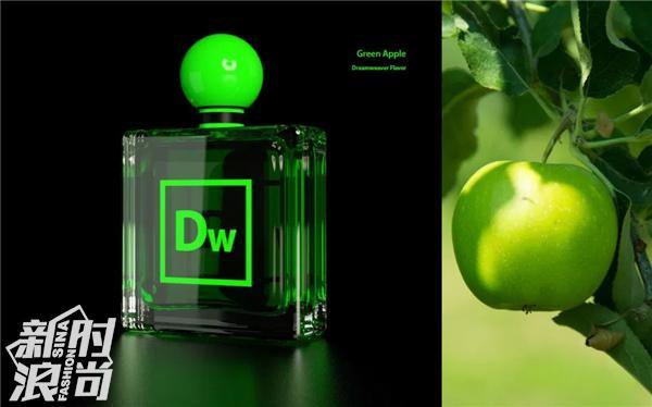 Dreamweaver青苹果