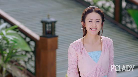 《楚乔传》中,赵丽颖饰演的是武艺高强的奴籍少女