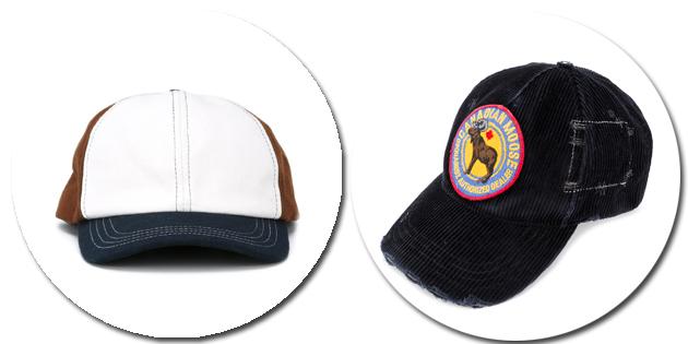 棒球帽单品推荐