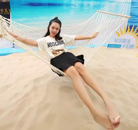 ANESSA安热沙滩 海滩照片拍摄