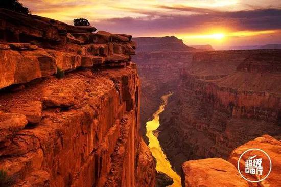 科罗拉多大峡谷