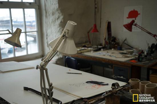 STEINPRENT的画廊和艺术工作室