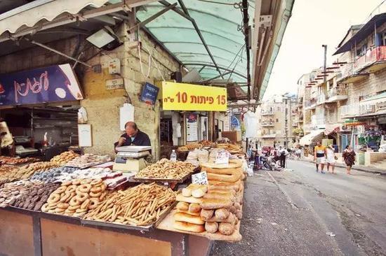 马哈内·耶胡达市场