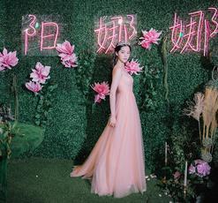 "FUNer丨欧阳娜娜 ""租裙子""的公主"