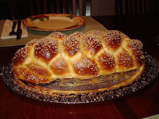 辫子面包Challah