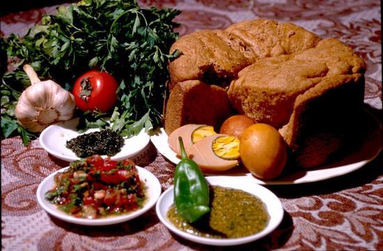 以色列美食
