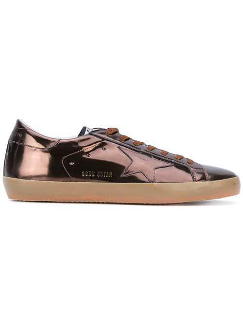 Golden Goose Deluxe Superstar板鞋