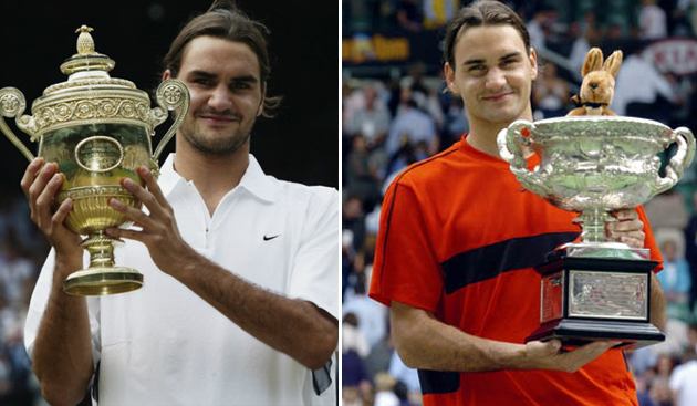 2003年温网冠军和2004年澳网冠军