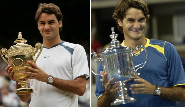2005年温网冠军和2005年美网冠军