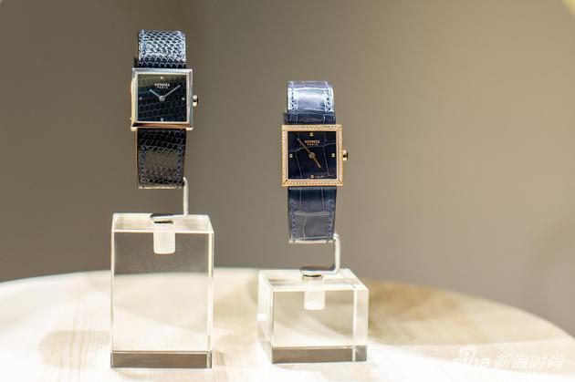 珠宝与腕表焕新而生的创造力总能在时光的伴随中演绎卓然品味,爱马仕将态度融入腕表,连时间都变得优雅从容。