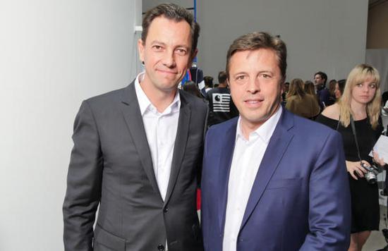 上图左:Pierre-Yves Roussel、上图右:Eric Marechalle