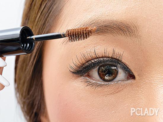 4种眉形的画眉教程教你根据眉型画眉毛