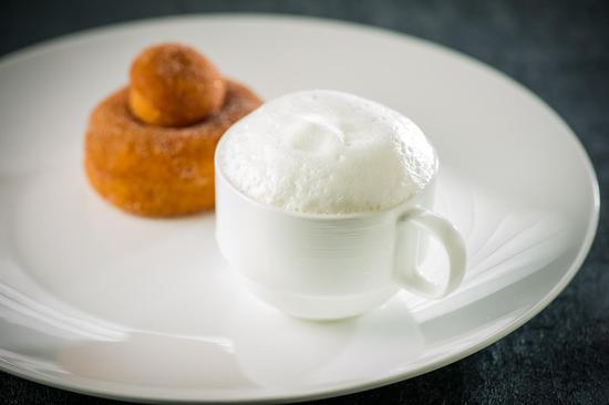咖啡与甜甜圈